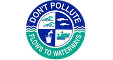 Do not pollute California stormwater